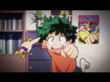 Boku no Hero Academia (Creditless ED2)