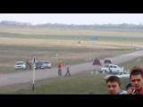 Москвич 2141 vs Mitsubishi Lancer Evo