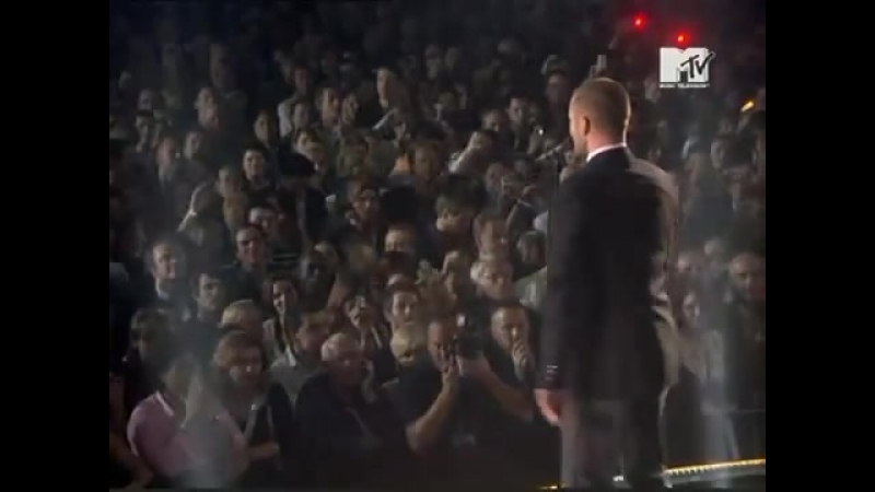 Justin Timberlake Performing at 2006 MTV EMA - Sexy Back, My Love, Lovestoned [HD]