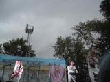 Сергей Васюта и группа Сладкий Сон,25.06.17,на юбилее г.Вологды