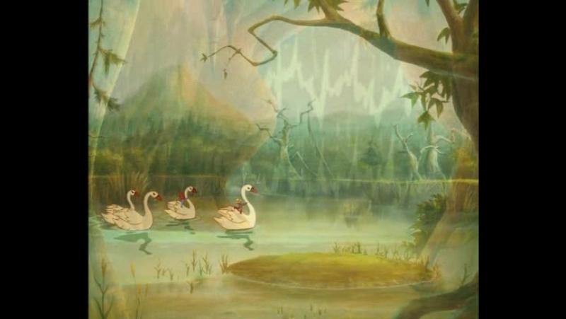 Симсала Гримм - Шесть лебедей