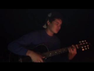Сенің көзің на гитаре/by meee/