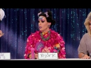 RuPaul's Drag Race Katya Zamolodchikova as Björk 2016