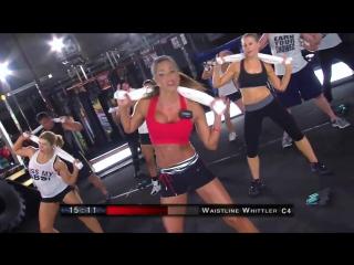 Jennifer Nicole Lee - 2. Total Body Transformer. JNL Fusion |  Дженнифер Николь Ли - Кардио-тренировка с акцентом на кор