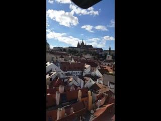 Волшебный город эта Прага! Ни один город не оставил во мне такой живой памяти.
