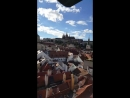 Волшебный город эта Прага Ни один город не оставил во мне такой живой памяти