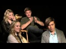 The Fifth Wave: Cast Official Movie Interview - Moretz, Robinson, Monroe, Roe