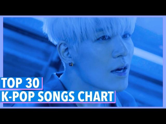 K-VILLES [TOP 30] K-POP SONGS CHART - MAY 2017 (WEEK 1)