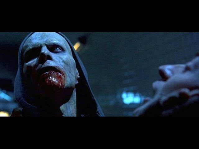 Blade 2 (2002) | Jared Nomak At The Blood Bank Scene | 1080p