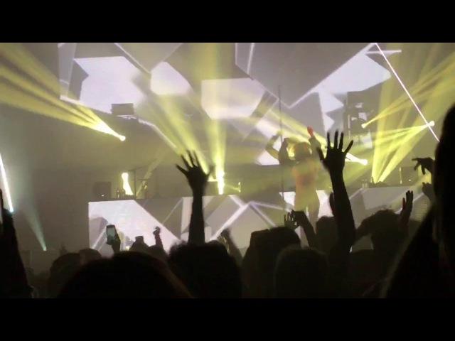 Röyksopp - Say It LIVE HD (2017) Los Angeles The Novo DTLA