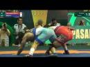 Hassan YAZDANICHARIATI IRI BOKE TUR World Cup 86kg