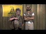 Alberto Del Rio &amp Ricardo Rodriguez imitate Jack Swagger &amp Zeb Colter SmackDown, March 8, 2013