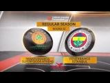 Highlights: Panathinaikos Superfoods Athens-Fenerbahce Istanbul. Евролига. Обзор. Панатинаикос - Фенербахче