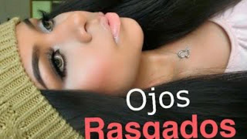OJOS GRANDES Y RASGADOS