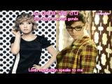 Kim Bum Soo ft. Taeyeon - Different English subs + Romanization + Hangul HD