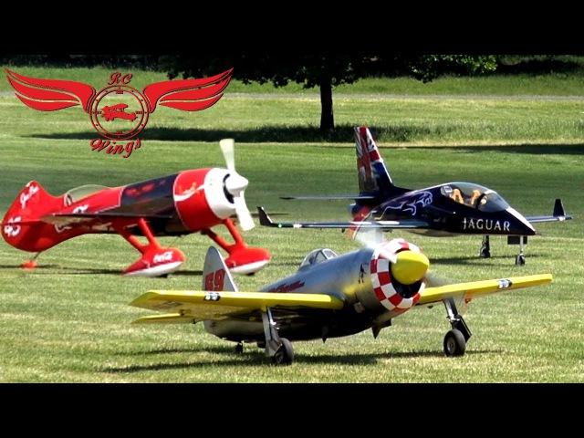 RC Wings at Weston Park 2017