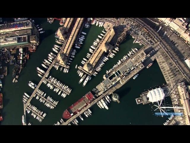 Прекрасная Италия: Лигурия - От Сан Фруттуозо до Генуи (Italy Liguria From San Fruttuoso To Genova)