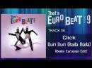Click - Duri Duri Baila Baila (Remix European Edit) That's EURO BEAT 09-06