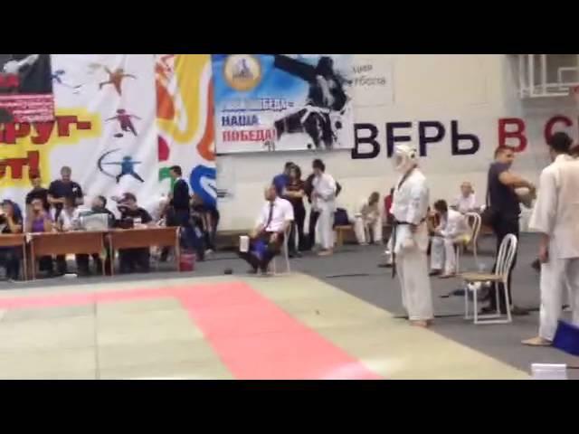 Вашев Станислав (PRIDE GYM) - ФИНАЛ 270ед - Чемпионат Бердска по КУДО 18.09.2016