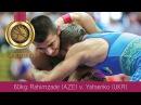 GOLD FS 60 kg A RAHIMZADE AZE df A YATSENKO UKR 8 7