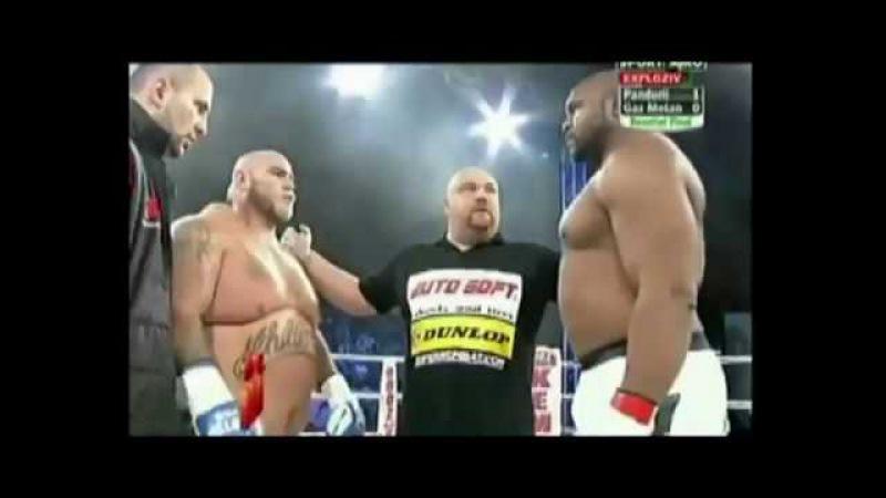WAR of TITANS in MMA | UFC | WWE | fight Club