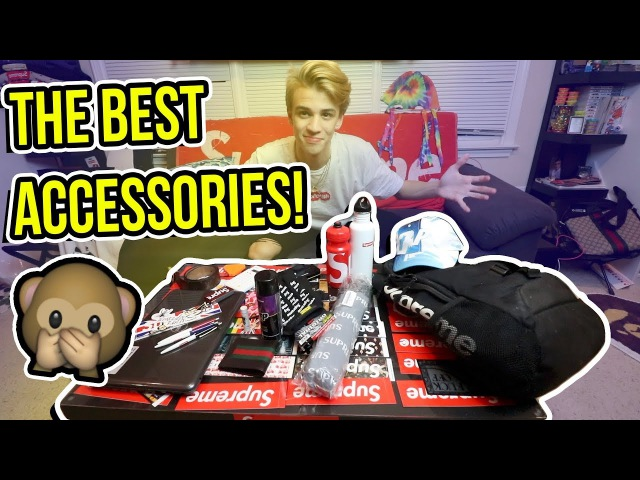 The Best HYPEBEAST/SNEAKERHEAD ACCESSORIES for School and Work!! *Life Hacks*