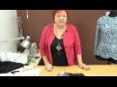 Кружева примеры обработки технология пошива