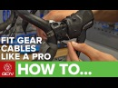 How To Replace Fit Gear Cables On A Road Bike Like A Pro Maintenance Monday