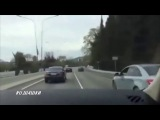 Шашки на дороге / aggressive driving #4