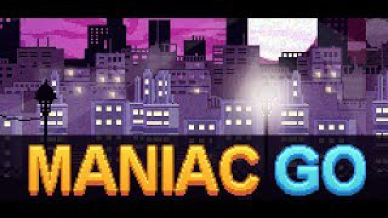 Убили босса дедуна - Maniac GO