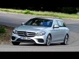 Mercedes Benz E 220 d AMG Line Estate UK spec S213 2016