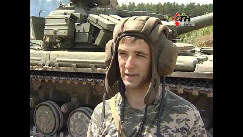 Курсантами военной кафедры ХПИ пройдены учения - 20.07.2017