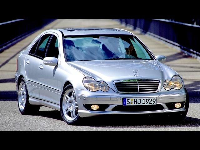 Mercedes Benz C 32 AMG Worldwide W203 2001 04