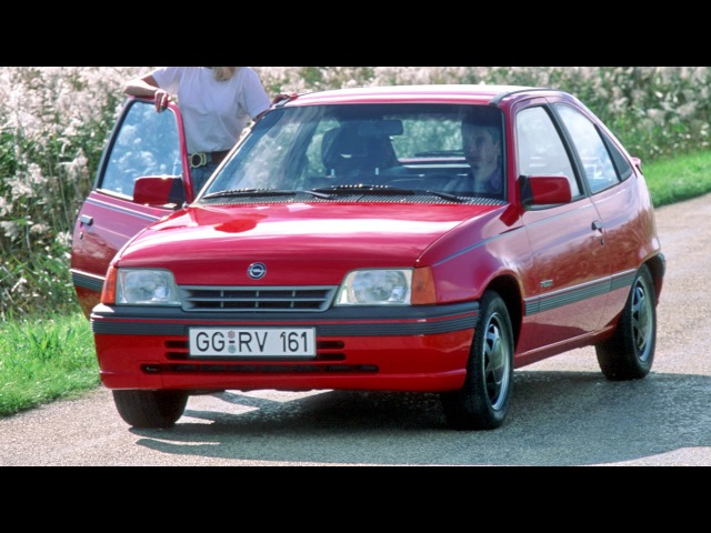 Opel Kadett Frisco 3 door E 1990 91