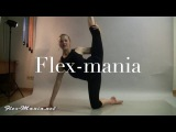 Gymnastic Stretch Flexibility Really Flex contortion Flexilady model flexmania