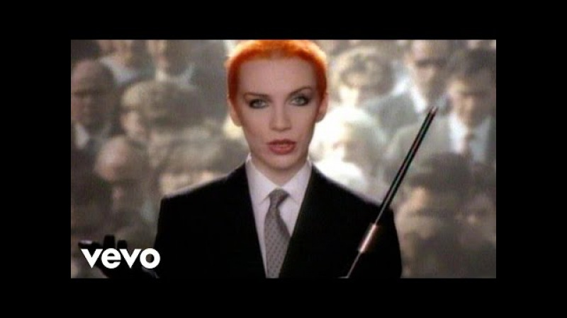 Eurythmics - Sweet Dreams (Are Made of This) (Official Remastered Video)
