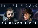 FALLEN E SWAG NO MESMO TIME? (CACHE)