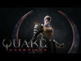 Quake Champions — видеоролик о чемпионе Galena