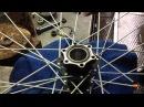 Горный велосипед ремонт Замена пром подшипника во втулке Самодельный съемник выжимка подшипников