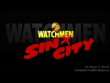 Watchmen of Sin City crossover