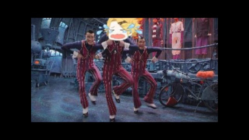 We are number one but the word one is replaced with yoosungs crying emoji noise