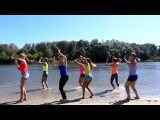 ST и Юлиана Караулова  Море (Cheerleading Pavlovsk)