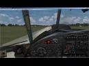 Полет на АН_2 из Анапы URKA в Краснодар URKK для FSX