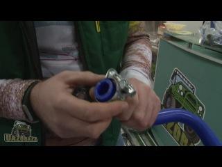 UAZOBAZA # 7 Меняем в УАЗе резиновые патрубки на силиконовые