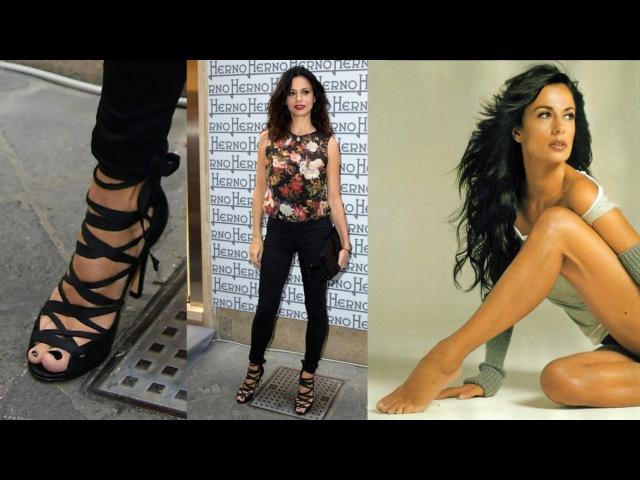 Rossella Brescia piedi nudi feet barefoot