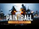 THE RIDGE ► REAL LIFE BATTLEFIELD in 4K Paintball Sniper w The Hidden Hedgehog