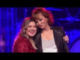 Kelly Clarkson - Softly And Tenderly (ft. Reba McEntire & Tammy Rogers) (Miracle on Broadway 2016)