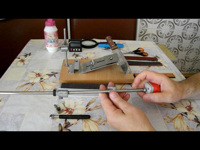 Точилка ножей китайская Ruixin Pro Советы