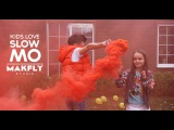 KIDS LOVE SLOW MOTION! Trampoline, Balloons and much more interesting.