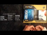 Intel Pentium G4560 vs. AMD Athlon X4 950 in 10 Games. Short version